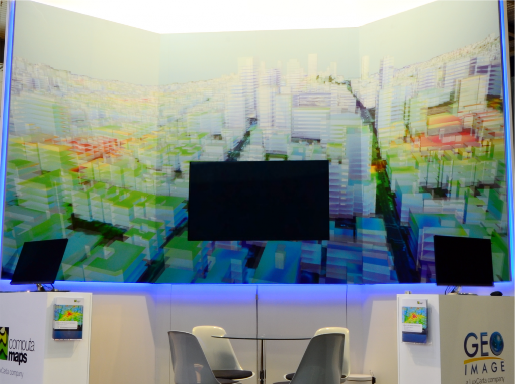 Stand and Meeting Room MWC 2014