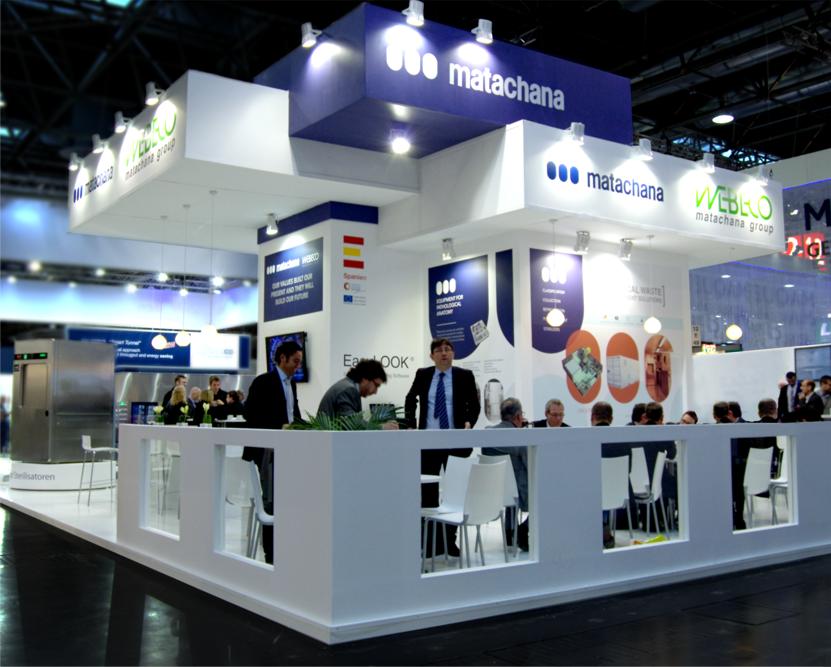 Stand Medical Technology Fair / Dusseldorf 2013