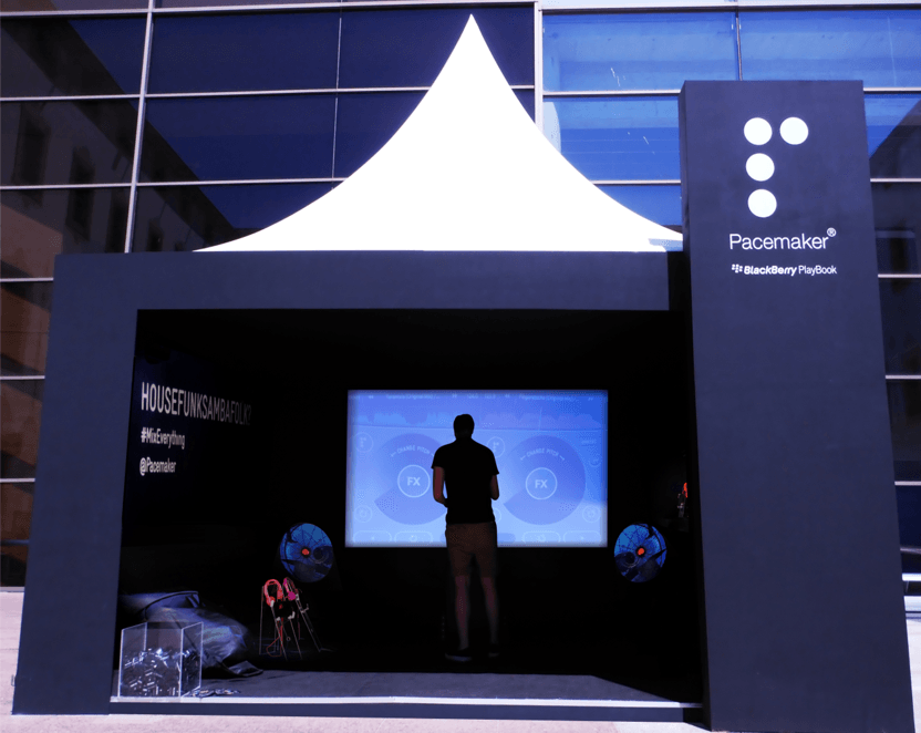 Stand Blackberry / Sonar 2011