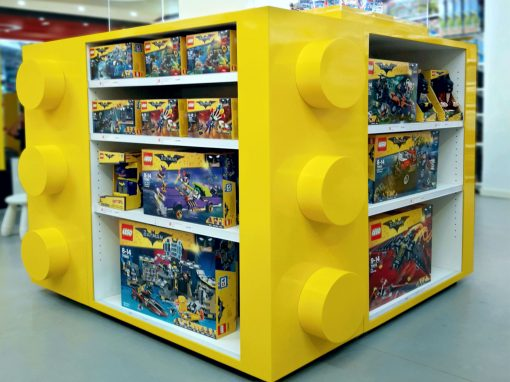 New Display for Lego Store