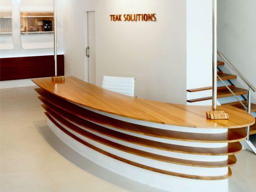 Teak Solutions Store / Barcelona
