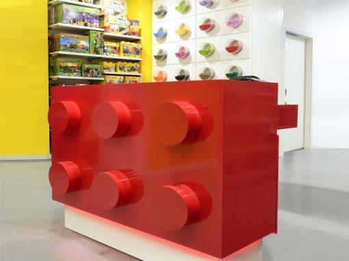 LEGO Store / Barcelona