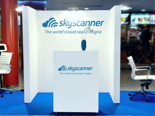 Stand Skyscanner 2018
