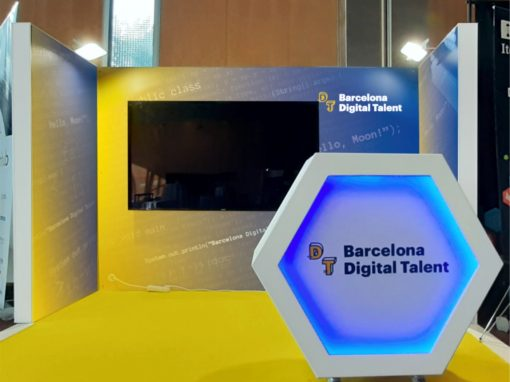 Stand Barcelona Digital Talent 2019
